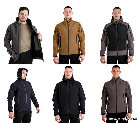 особенности тактической куртки