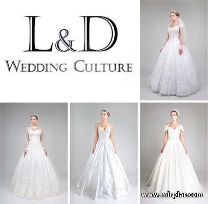 свадебные платья и свадебные аксессуары