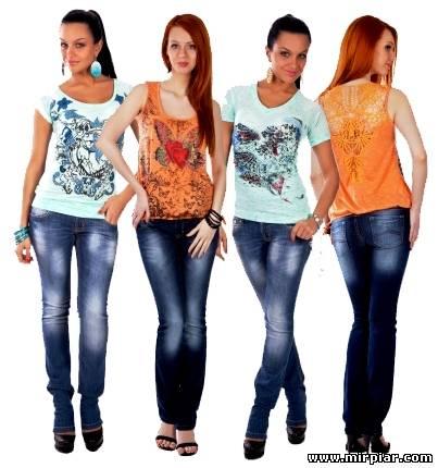 Модная одежда 2013