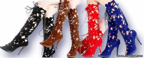 Гламурная обувь