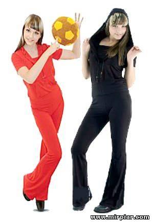 Женские домашние костюмы