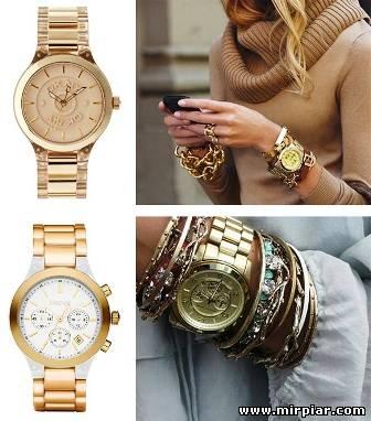 модные часы 2013-2014
