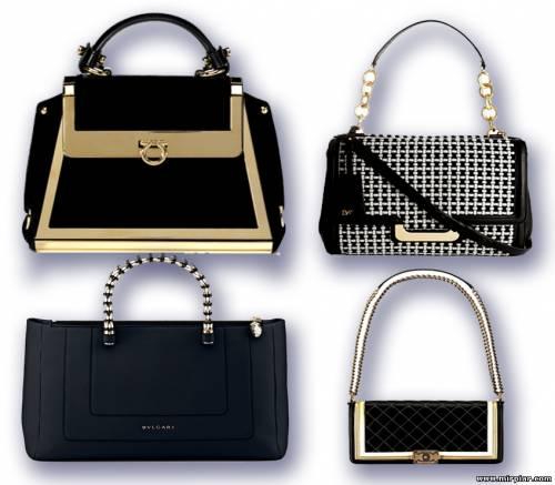 модные деловые сумки 2013
