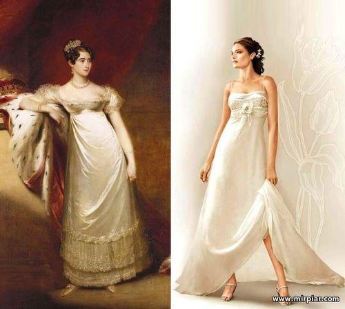 мода, стиль ампир, платья в стиле ампир, Ампир, стиль ампир в одежде