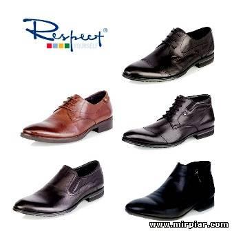 респектабельная обувь для мужчин