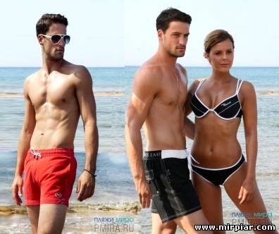 Пляжная мода для мужчин