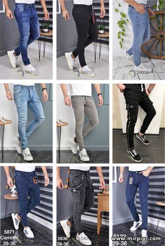 бизнес с нуля: джинсы оптом
