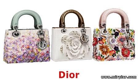 Модные сумки 2013 сумки с цветами