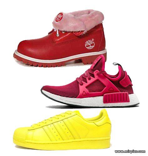 женская обувь и стиль