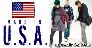 Одежда из Америки в Украину