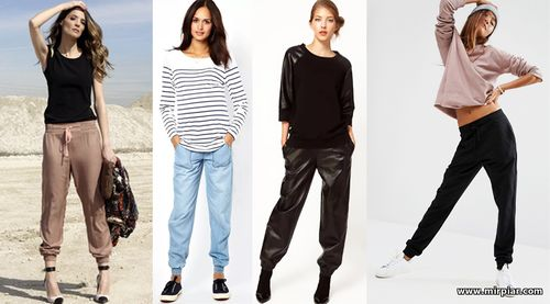 мода, модные брюки, брюки джоггеры, спортивный стиль, с чем носить джоггеры, джоггеры, стиль Casual