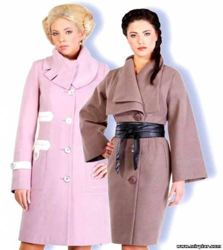 Модные женские пальто 2013