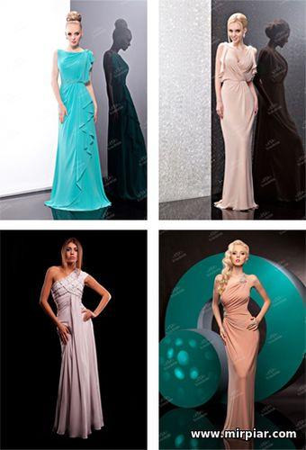 вечерние платья, выпускные платья, новогодние платья