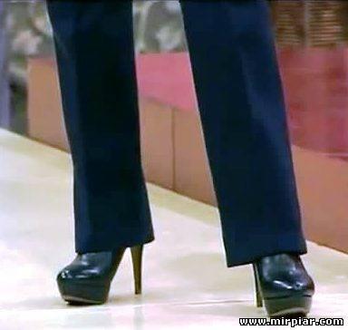 обувь, как удлинить ноги