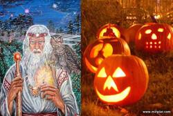 Велесова ночь - как отмечать славянский Хеллоуин