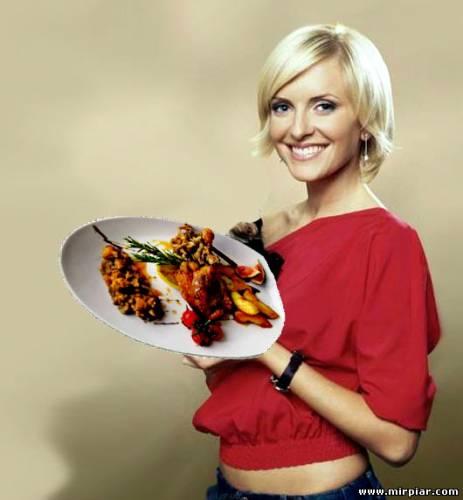 коронное блюдо
