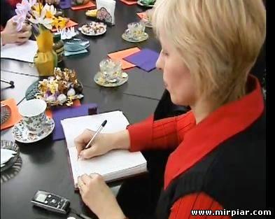 Цветы для деловых женщин и мужчин