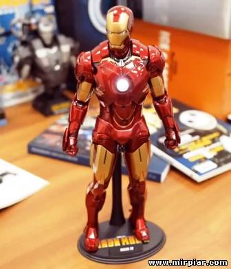 Железный человек Hot Toys