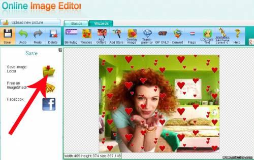 Создать открытки с фото