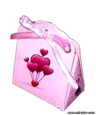 Упаковка для подарка из бумаги
