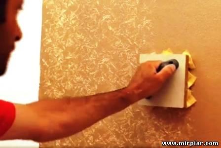 ремонт,отделка стен своими руками