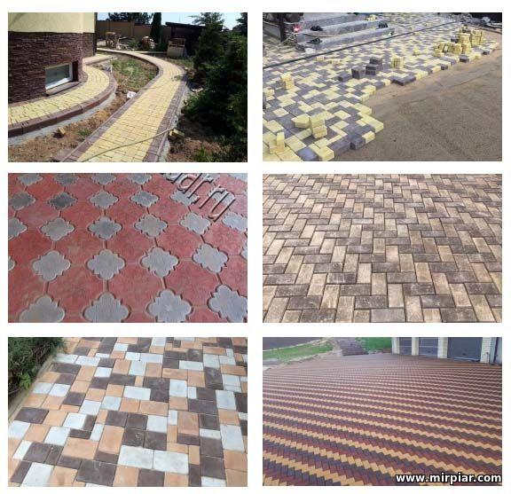асфальтирование, укладка тротуарной плитки, брусчатки и дорожных плит