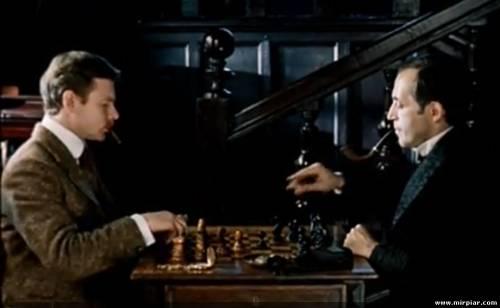 детектив шерлок холмс