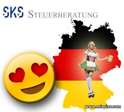 ПМЖ Германия