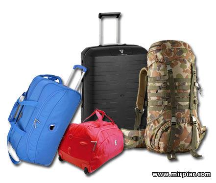 дорожные сумки и чемоданы, как выбрать дорожную сумку или чемодан