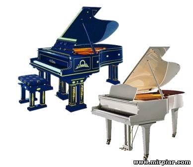 Рояль и пианино
