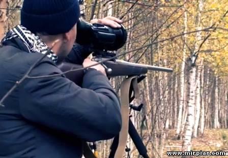 тепловизионные прицелы для охоты