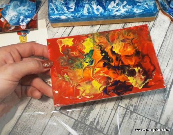 как научиться рисовать абстрактные картины