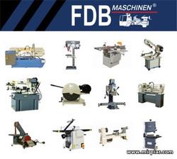 деревообрабатывающие и металлообрабатывающие станки ТМ FDB Maschinen