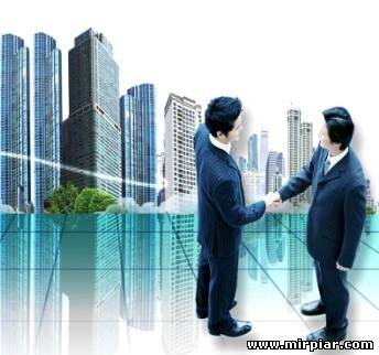 бизнес партнеры