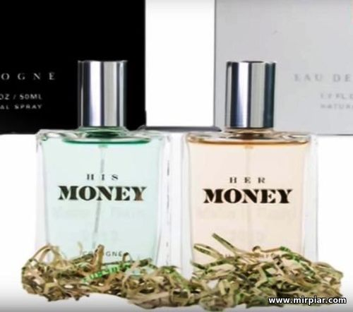 аромат денег, парфюм жидкие деньги, влияние аромата на психику, бизнес ароматы