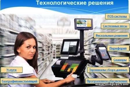 система автоматизации торговли