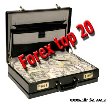Forex top 20