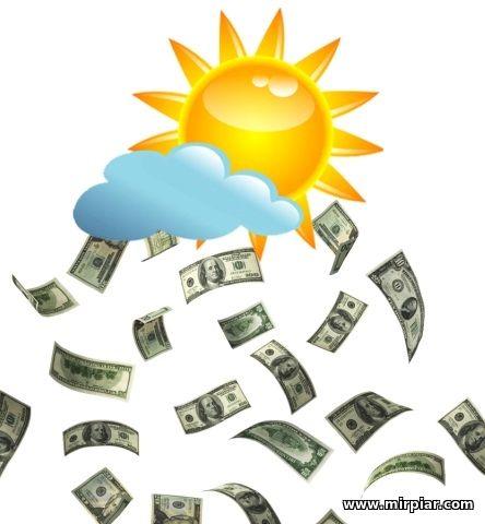 как погода влияет на бизнес