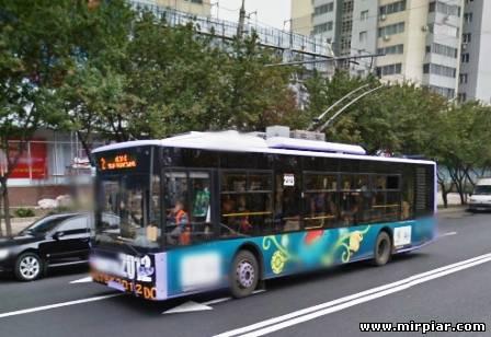 Реклама в транспорте
