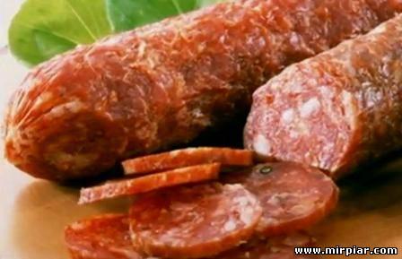 Маркировка колбасной продукции