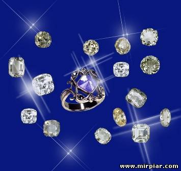 деньги и камни