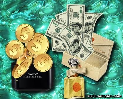 бизнес на парфюмерии и косметике