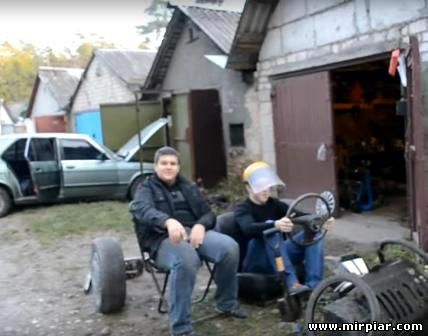гаражный ремонт