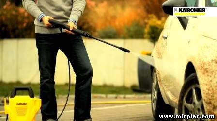 минимойка для автомобиля