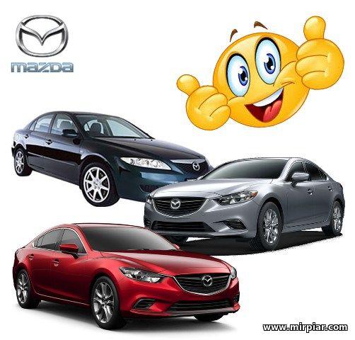 купить новую Mazda 6