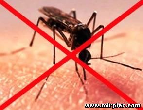 натуральное средство от комаров своими руками
