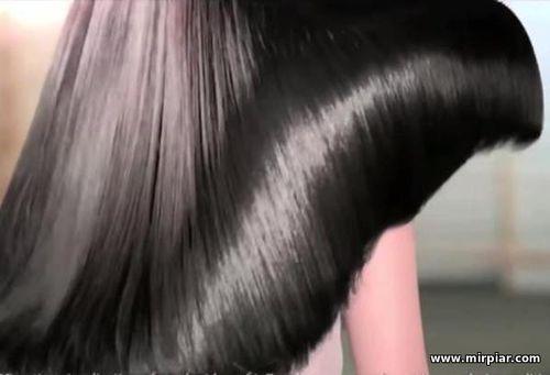 уход за волосами, домашние маски, масляное ламинирование в домашних условиях, блестящие волосы