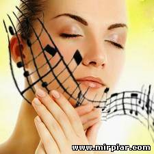 музыка поможет вернуть молодост