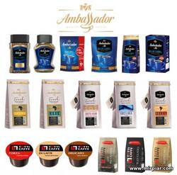 кофе Ambassador в Украине