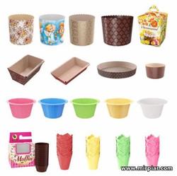 бумажные формы для выпечки и кондитерских изделий